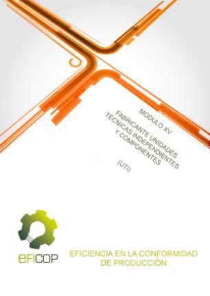 SOFTWARE EFICOP Eficiencia en la Gestión de la Conformidad de Producción