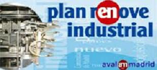 Plan renove maquinaria.industrial.madrid