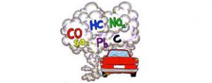 gasas contaminantes