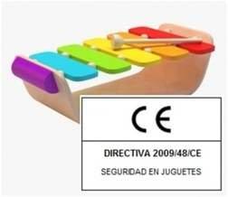 Seguridad de los Juguetes - Marcado CE