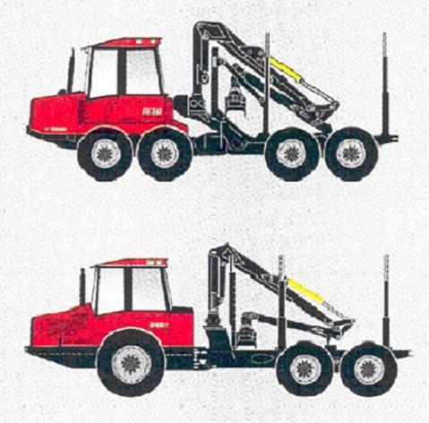 unidad de propulsión de los vehículos agrícolas y forestales