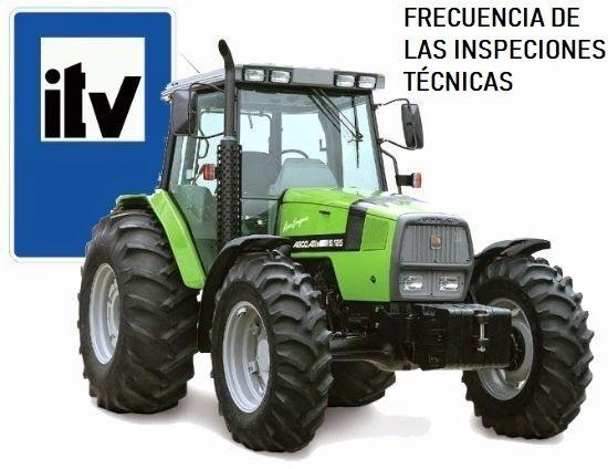 Inspección ITV de vehículos agrícolas