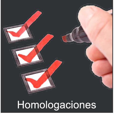 Homologaciones